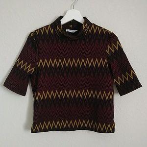 Zara top, fall winter collection